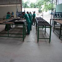 Deck Tiles being manufactured in Belim