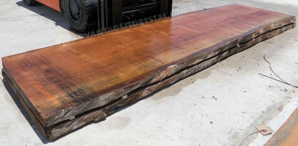 Cambara - Hardwood slabs