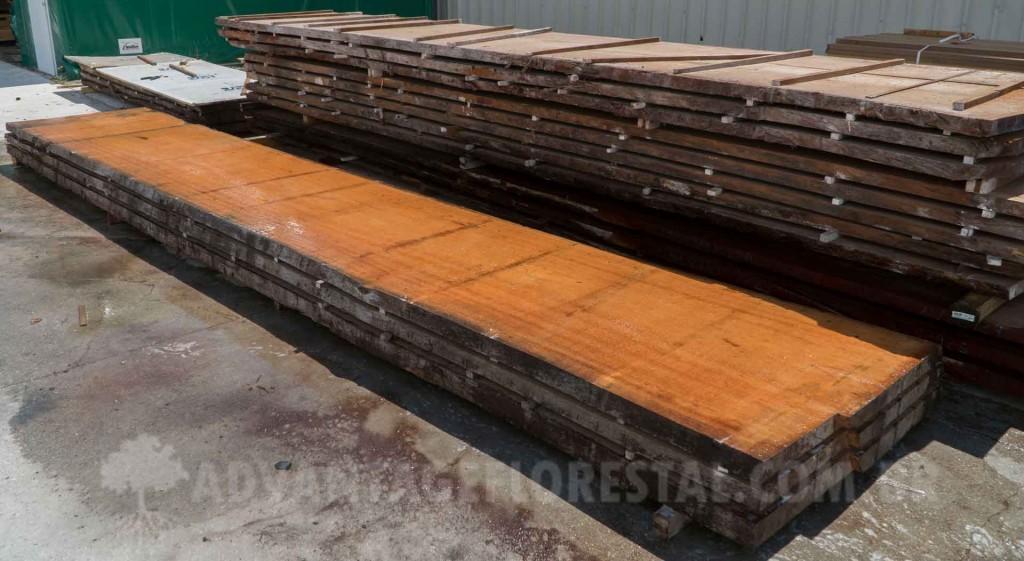 Quaruba Wood Slabs - Hardwood lumber products