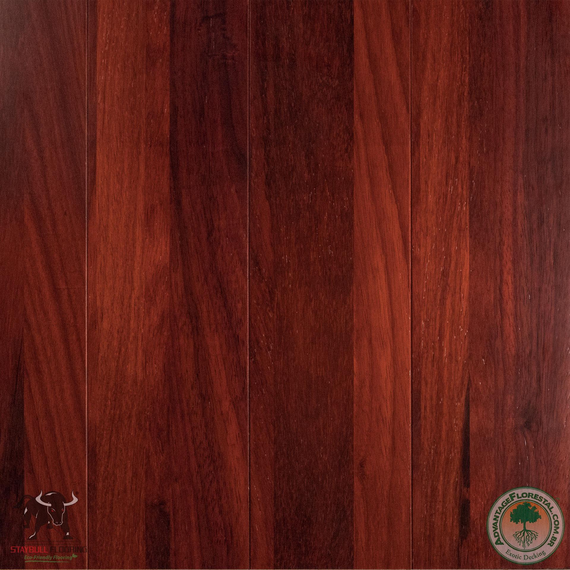 Wholesale StayBull African Padauk Hardwood Flooring