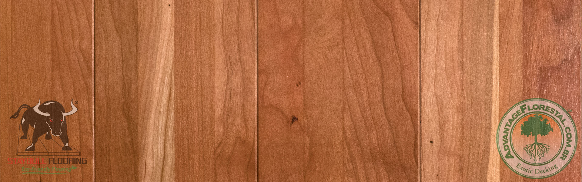 Staybull American Cherryeco-friendly exotic hardwood flooring