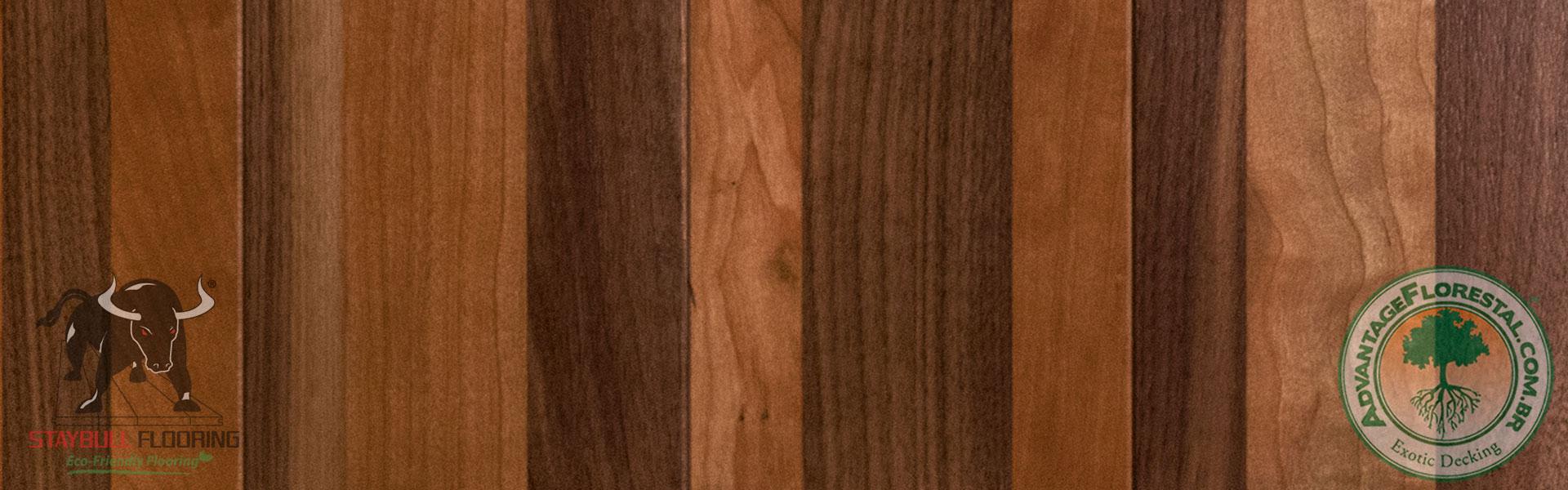 Wholesale Staybull Cherry Walnut Hardwood Flooring
